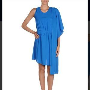 MM6 Maison Martin Margiela Crepe Mini Dress